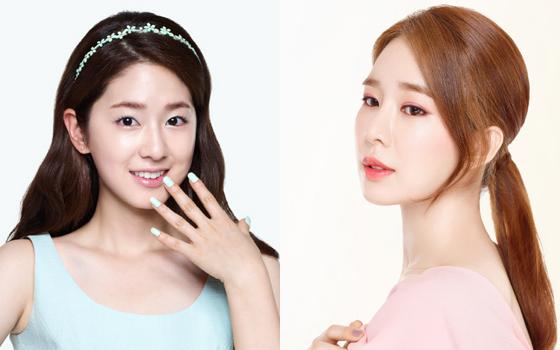 배우 박혜수, 유인나 /사진제공=네이처리퍼블릭, 어딕션