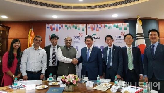 중진공, 中企 아세안·인도 시장 진출 위한 교두보 마련