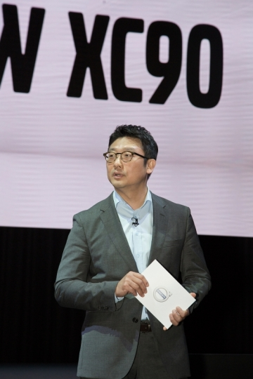 볼보코리아 이윤모 대표/사진제공=볼보자동차코리아