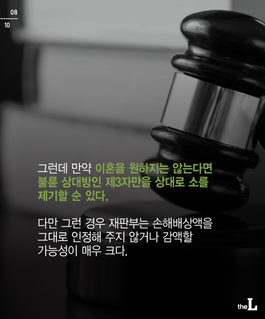 [카드뉴스] 홍상수아내가 김민희에게 손배 청구한다면?