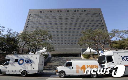 21일 오전 서울중앙지검 전경 /사진제공=뉴스1