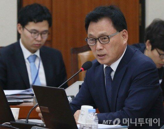 박광온 더불어민주당 의원. 2016.10.12/뉴스1