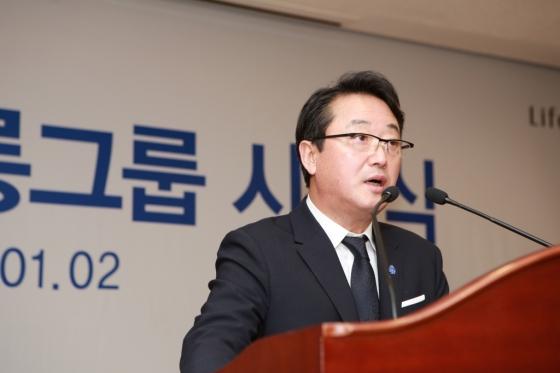 이웅열 코오롱 회장, 사내이사 '재선임'