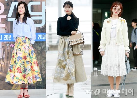 정유미, 수지, 소녀시대 서현 /사진=뉴스1, 머니투데이DB