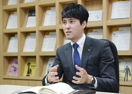 김세환 KB증권 해외상품지원부 해외주식팀 과장/사진제공=KB증권