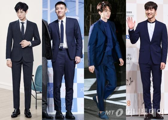 배우 박보검, 강하늘, 이동욱, 양세종. /사진=TNGT, 머니투데이DB