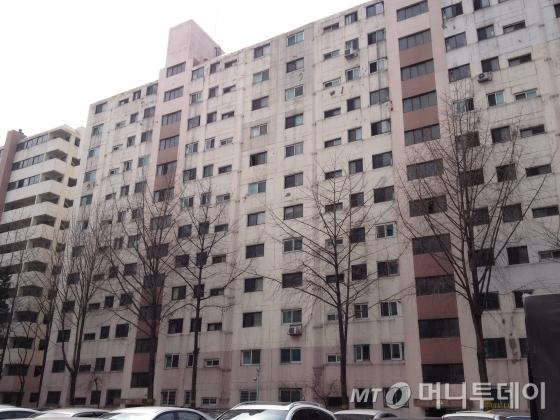서울 시내의 한 아파트 단지 전경