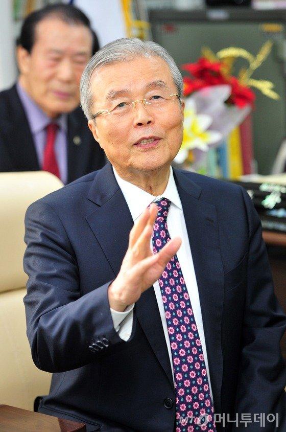 김종인 전 더불어민주당 비상대책위 대표/사진=뉴스1