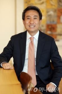 김재찬 엠디엠플러스 투자운용본부장(전무).
