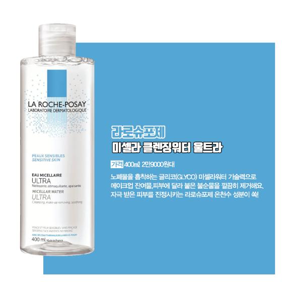 [카드뉴스] 미세먼지 걱정 끝…신상 꼼꼼 클렌저 6
