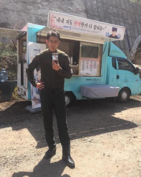 /사진= 정우성 인스타그램