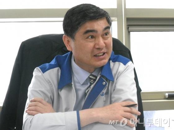 윤여공 서희건설 리스크 총괄담당 부사장 겸 개발사업 1본부장. /사진제공=서희건설