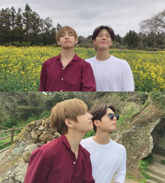 /사진=방탄소년단 공식 트위터