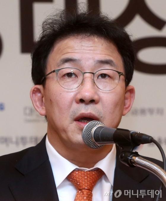 안동현 자본시장연구원장/사진=홍봉진 기자