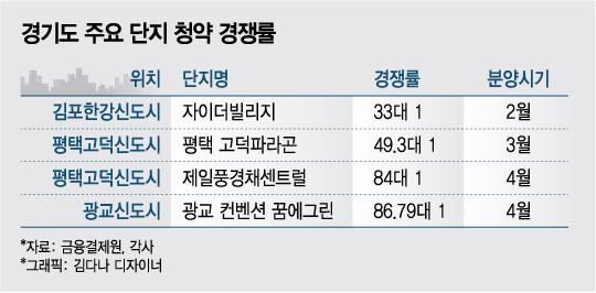 서울 인접 '11·3 규제 무풍지대' 투자열풍 분다