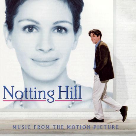 엘비스 코스텔로 '쉬(She)' 가 담긴 영화 노팅힐 오리지널 사운드트랙(OST) 음반 표지