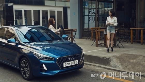'2017 i30' /사진제공=현대자동차