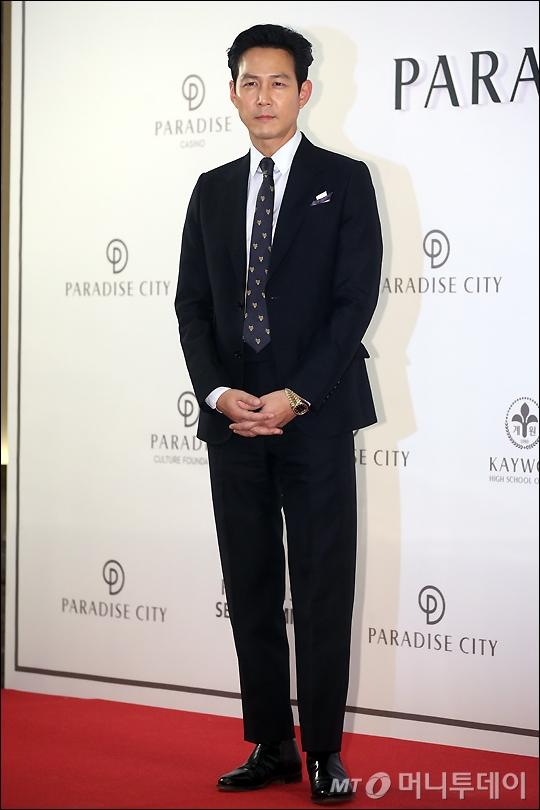 [★화보]'파라다이스시티' 개장식에 참석한 스타들
