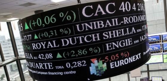 [유럽마감]유럽증시 혼조세...CAC40, '대선우려+테러'에 0.4%↓