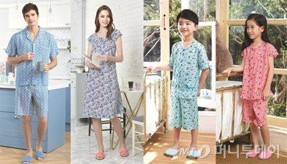 BYC, 2017 여름 잠옷 컬렉션 28종 출시
