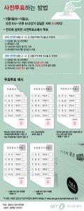 [그래픽뉴스] 사상 첫 대선 사전투표, 어디서 어떻게 할까?
