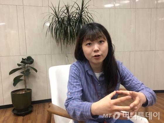 손민정 욜로레이션 대표/사진=김주현 기자