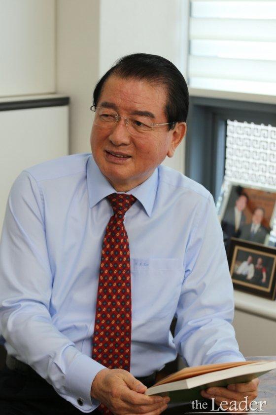 ▲이영주 중국정경문화연구원 이사장