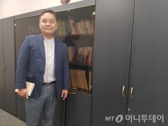 배성훈 삼성전기 커뮤니케이션 그룹장/사진제공=배성훈 그룹장