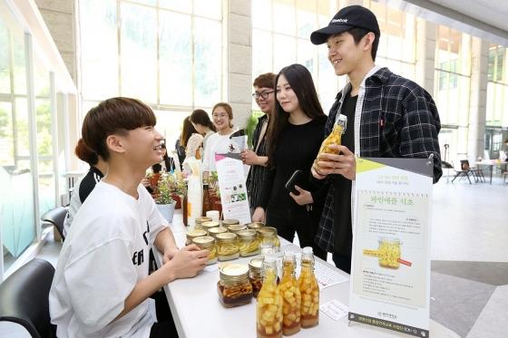 동아대 학생들, 바이오 리더스 창의·창업 페스티벌 개최