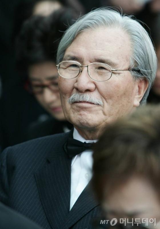 김동길 연세대 명예교수