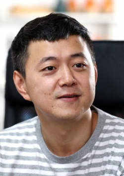 문재인 대통령의 아들 문준용씨. /사진=홍봉진 기자.