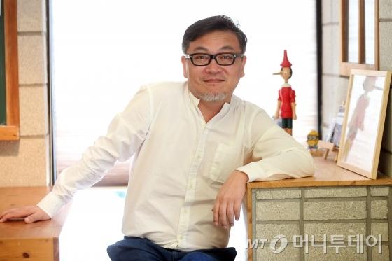 배우 김의성. /사진=머니투데이DB