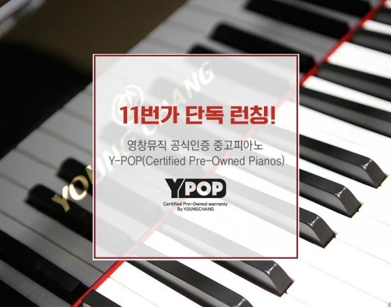 11번가 영창뮤직 Y-POP 단독판매. /사진제공=11번가