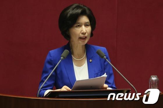 백혜련 더불어 민주당 대변인/사진=뉴스1