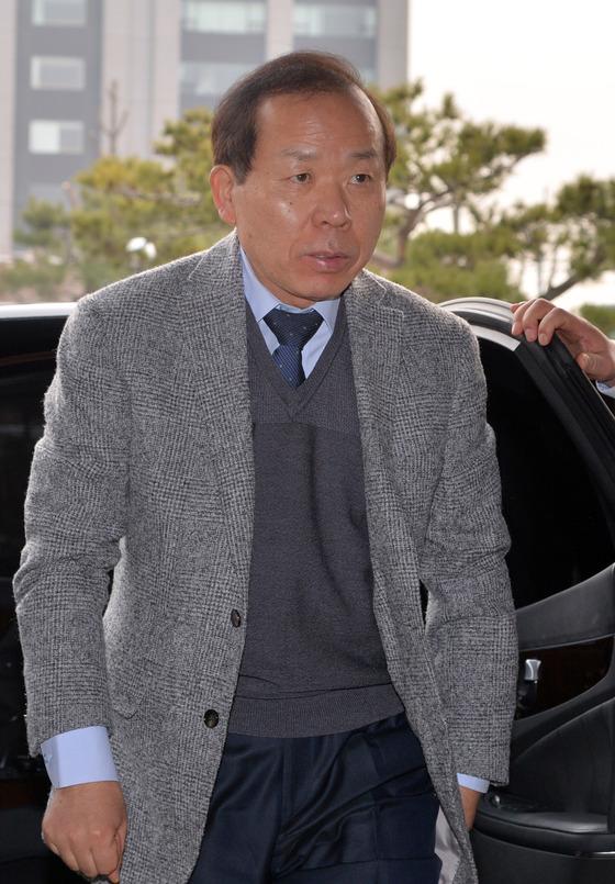 김이수 헌법재판소장 지명자/사진=뉴스1