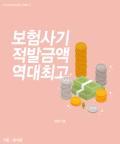 [카드뉴스] 보험사기 적발금액 역대최고