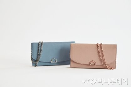 브루노말리, 로맨틱 감성 담은 여성 지갑 '바바라' 출시