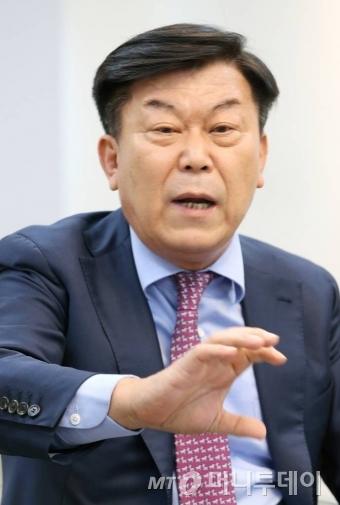 박성택 중소기업중앙회장/사진제공=중소기업중앙회