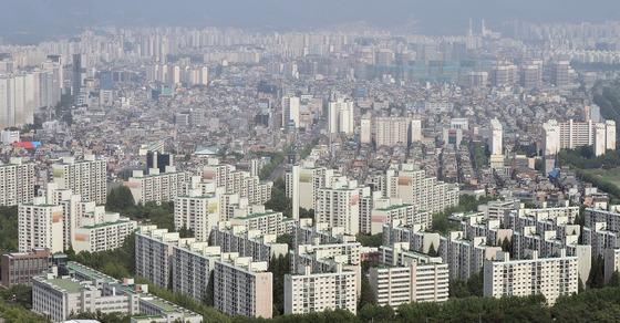 서울 강남 일대 아파트 단지. /사진=뉴스1