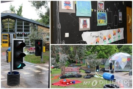 스코틀랜드 에든버러 '더 야드'는 장애 아동을 위한 실내외 놀이 시설을 무료로 제공한다. /사진=진달래 기자