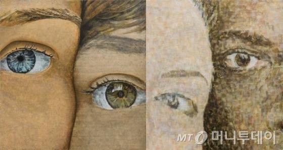 페리지갤러리가 선보이는 강석호 작가의 신작 '무제' /사진제공=페리지갤러리