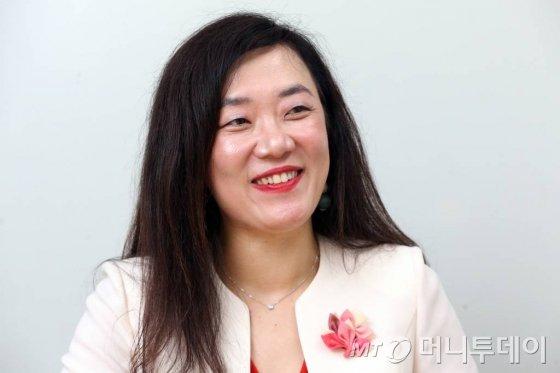 선승혜 외교부 문화외교국 문화교류협력과장. /사진=이기범 기자