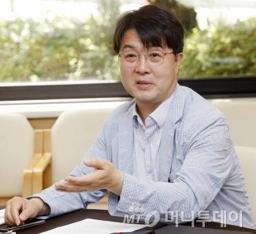 홍성욱 서울대 생명과학부 교수/ 사진=김휘선 기자