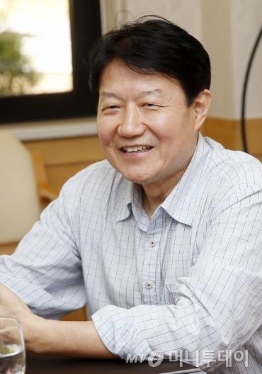 우희종 서울대 수의과대 학장/ 사진=김휘선 기자