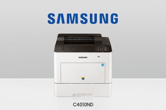삼성전자, 고품질 컬러 레이저프린터 'SL-C4010' 출시