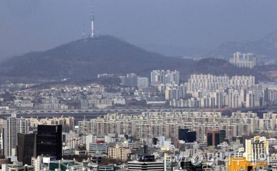 강남구 압구정동 소재 현대아파트 단지 일대. /사진=머니투데이DB