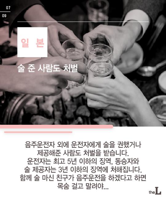 [카드뉴스] 음주운전하면 월급몰수?