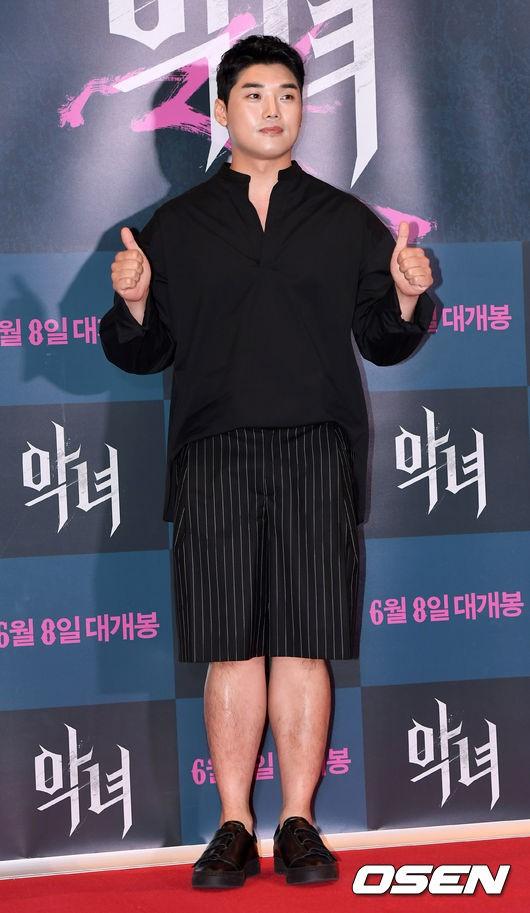 배우 권혁수 /사진=OSEN