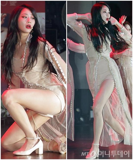 [★화보]'최.강.시.강' 경리, 명불허전 섹시미!