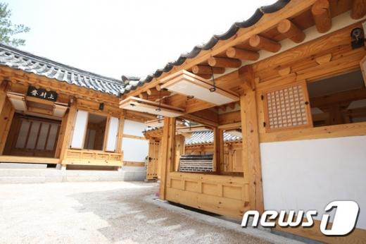 옥인동 상촌재 전경(종로구 제공)© News1